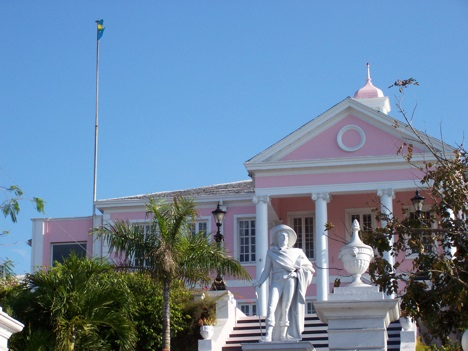 Government House, Nassau, Bahamas